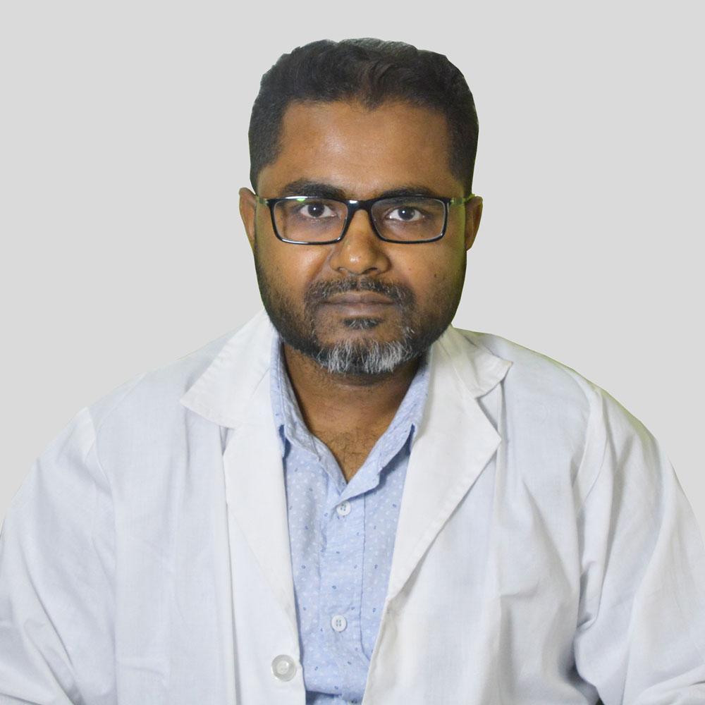 ডা. মোঃ শাহিনুর আরেফিন